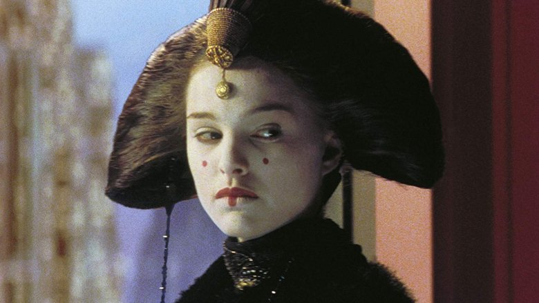 The Phantom MenaceのNatalie Portman(1999)