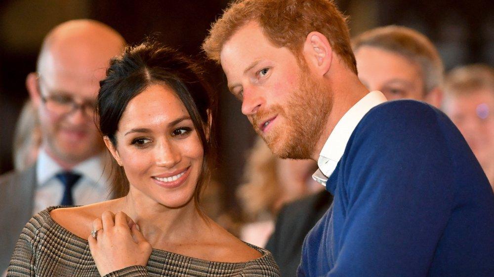 ハリー王子とメーガン・マークル