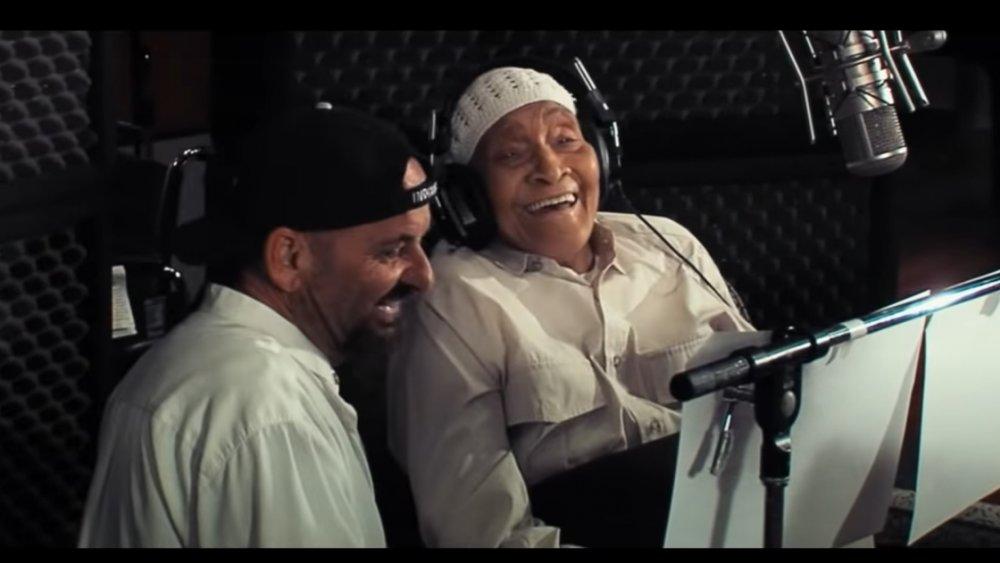 ジョー・ペシとジミー・スコットがデュエットを録音
