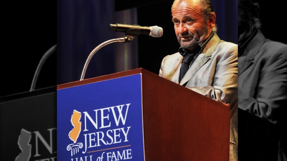 第3回ニュージャージー殿堂入り式典でのジョーペシ