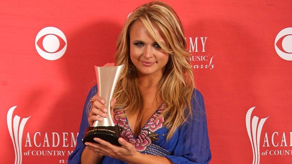 ミランダ・ランバートがアカデミーオブカントリーミュージック賞を受賞