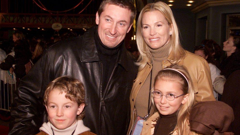 ディズニーのカリフォルニアアドベンチャー2001でのグレツキー一家