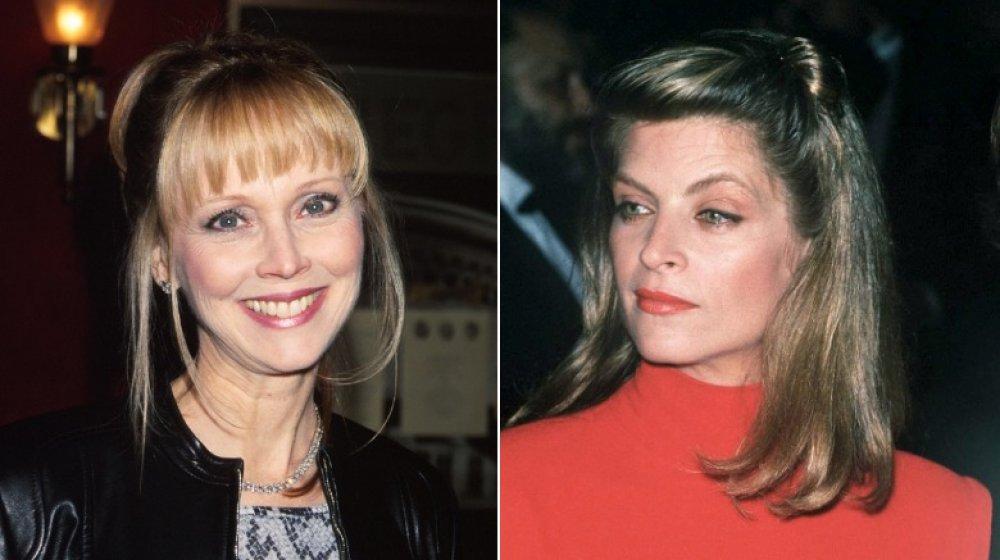 2000年のDr.Tと女たちの初演でシェリーロング。  1990年のカースティアレイ
