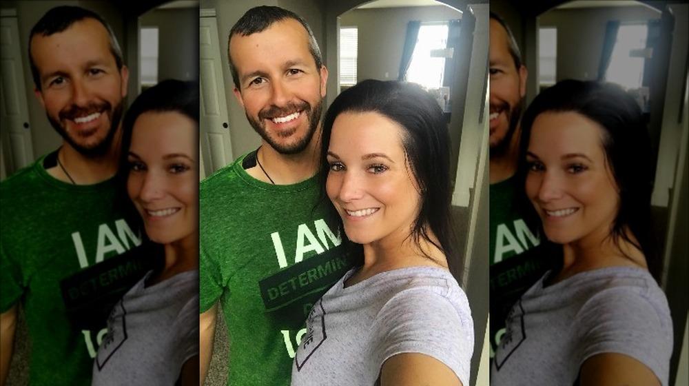 Facebookの写真のクリスワッツとシャナンワッツ