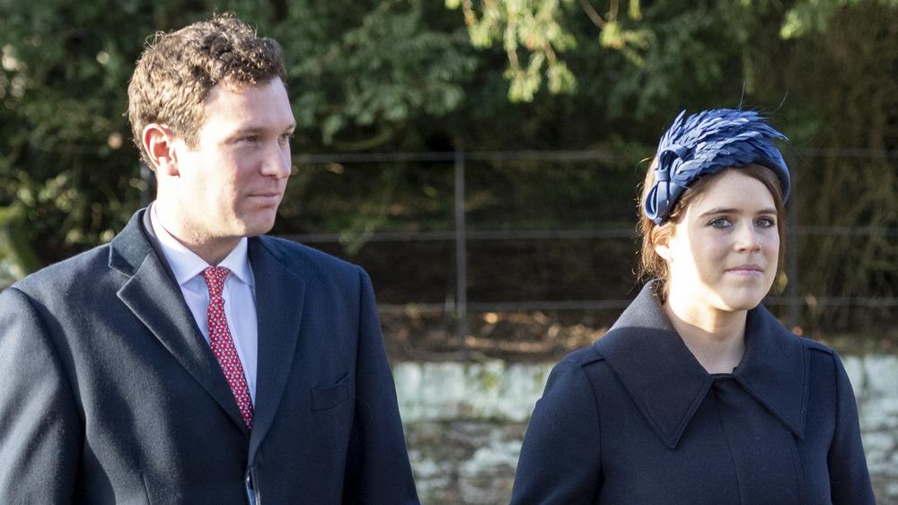 ジャック・ブルックスバンクとユージェニー王女
