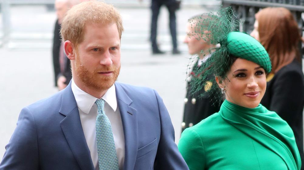 ハリー王子、メーガン・マークル