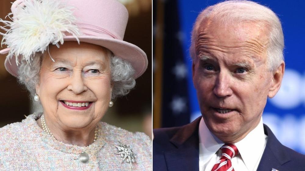 エリザベス女王はジョー・バイデン大統領に手紙を送りました