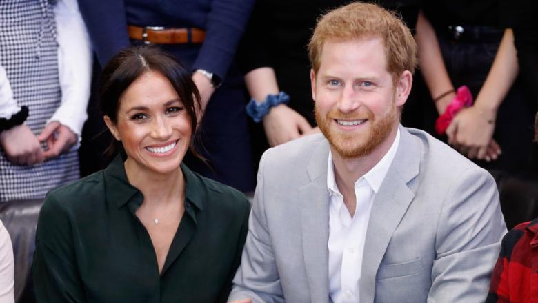 メーガン・マークルとハリー王子