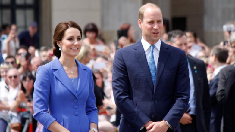 ケイトミドルトンとウィリアム王子