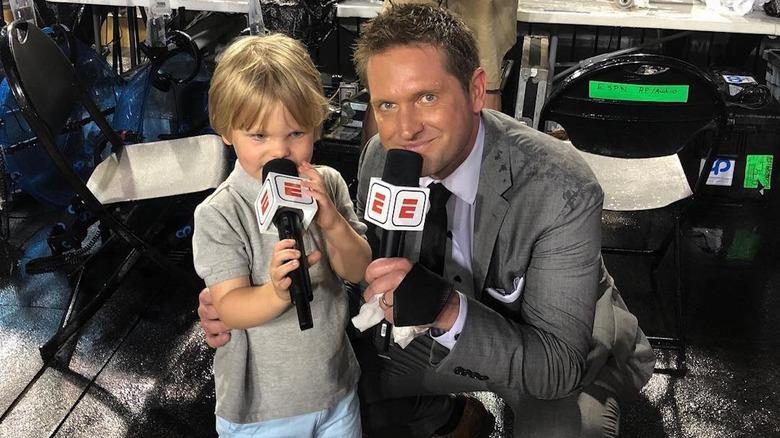トッド・マクシェイと彼の子供