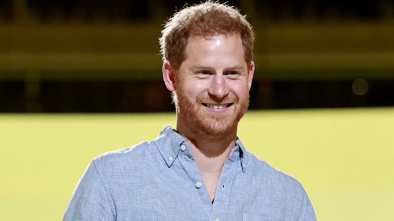 ハリー王子は2021年のイベントで講演します